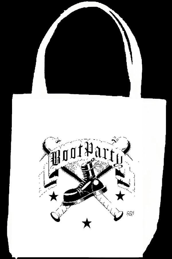 BOOT PARTY tote