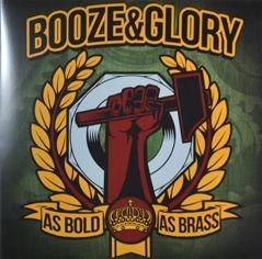 Booze & Glory ‎- As Bold As Brass NEW LP