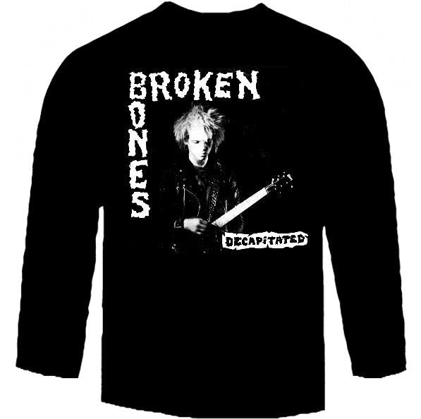 BROKEN BONES DECAPITATED long sleeve