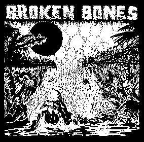 BROKEN BONES SWAMP back patch