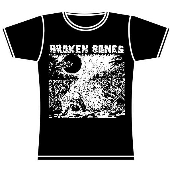 BROKEN BONES SWAMP GIRLS TSHIRT