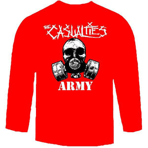 CASUALTIES - ARMY long sleeve