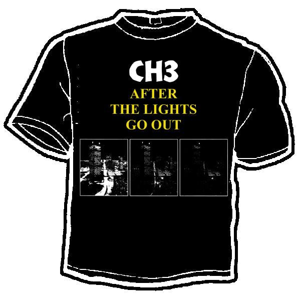 CHANNEL 3 shirt