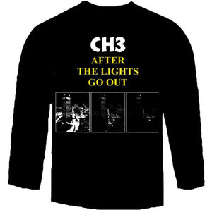 CHANNEL 3 long sleeve