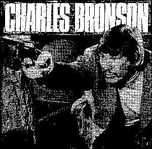 CHARLES BRONSON patch