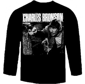 CHARLES BRONSON long sleeve