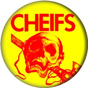 CHEIFS button
