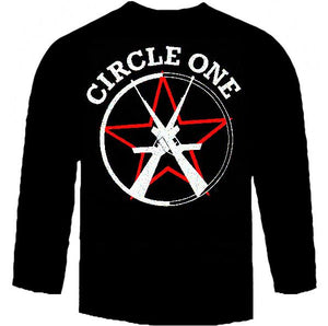 CIRCLE ONE LOGO long sleeve