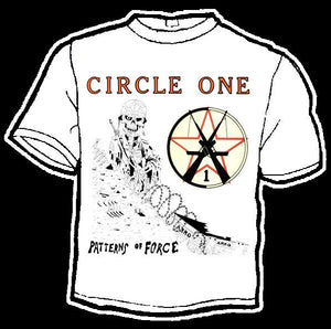 CIRCLE ONE PATTERNS shirt