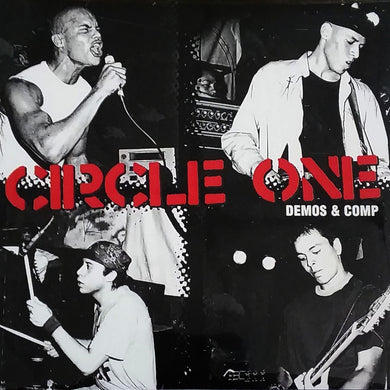 Circle One - Demos & Comp NEW CD