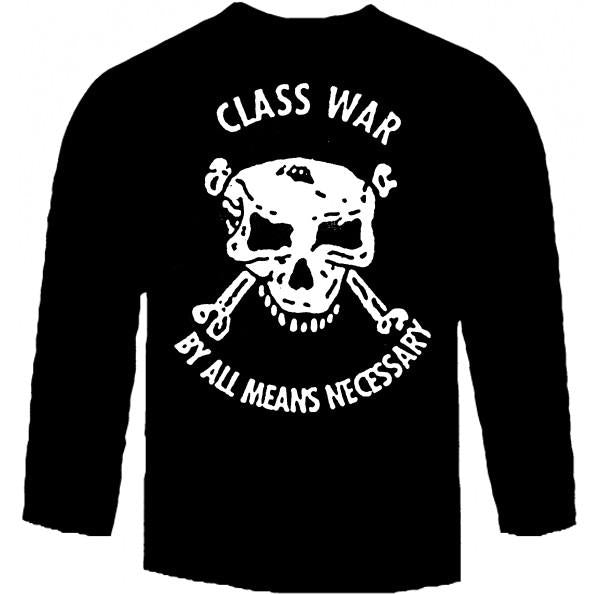 CLASS WAR long sleeve