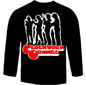 CLOCKWORK ORANGE long sleeve