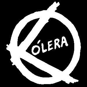 COLERA LOGO sticker