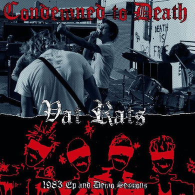 Condemned To Death - 1983 Demo And 7