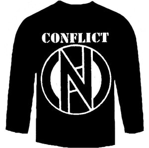 CONFLICT LOGO long sleeve