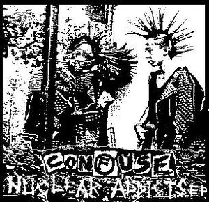 CONFUSE NUCLEAR back patch