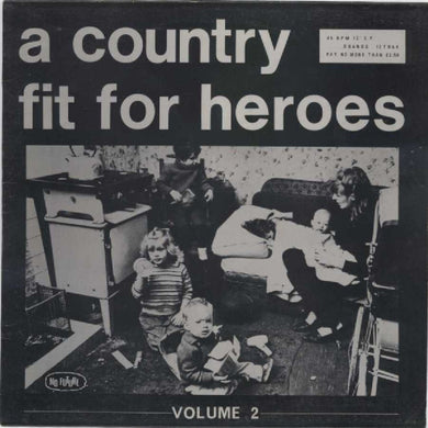 Comp - A Country Fit For Heroes 2 NEW LP (black vinyl)