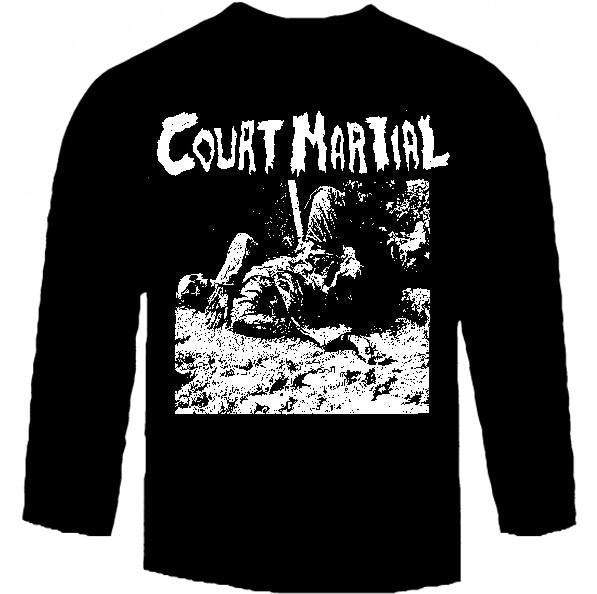 COURT MARTIAL long sleeve