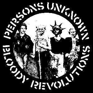 CRASS PERSONS UNKNOWN sticker