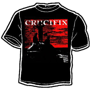 Crucifix child shirt