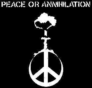 CRUCIFIX PEACE OF ANNIHILATION patch