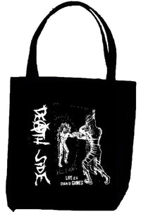 DEATH SIDE tote