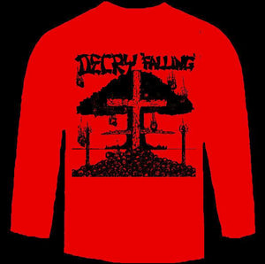 DECRY FALLING long sleeve