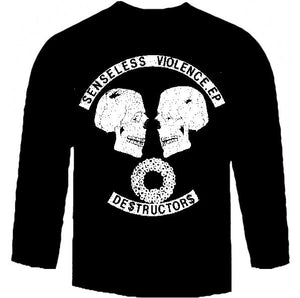 DESTRUCTORS long sleeve