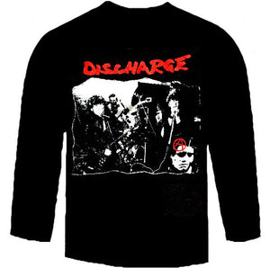 DISCHARGE PIC long sleeve
