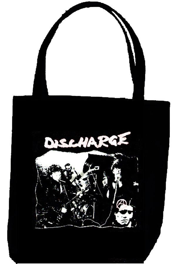 DISCHARGE PIC tote