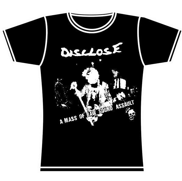 DISCLOSE GIRLS TSHIRT