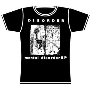 DISORDER MENTAL GIRLS TSHIRT