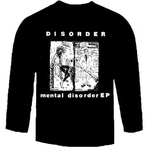 DISORDER MENTAL long sleeve