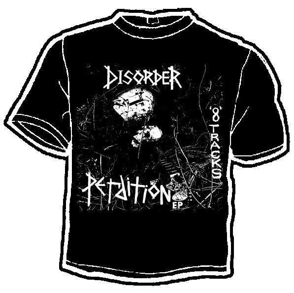 DISORDER PERDITION shirt