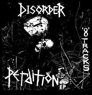 DISORDER PERDITION back patch