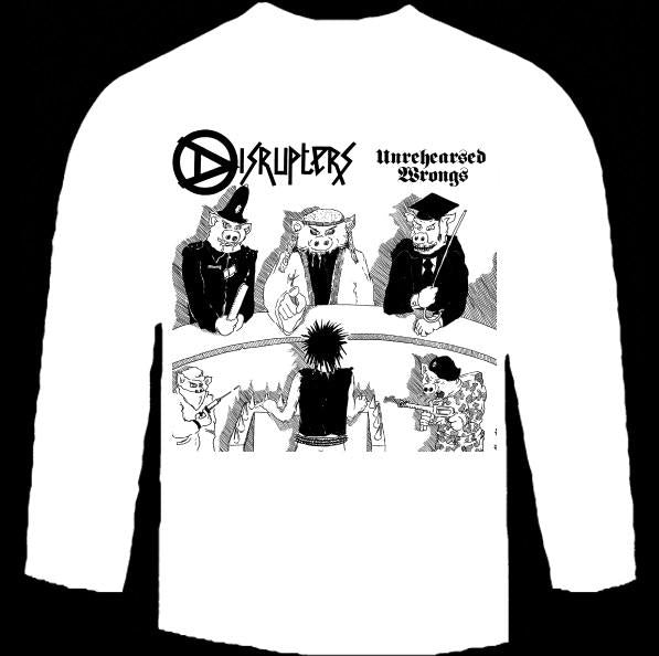 DISRUPTERS long sleeve
