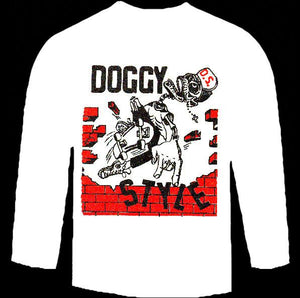 DOGGY STYLE long sleeve