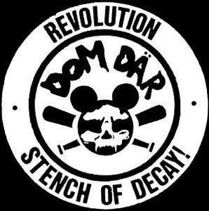 dom dar patch pukenvomitrecords Symbols of American Independence dom dar patch
