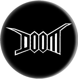 DOOM LOGO button