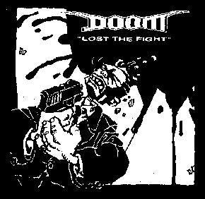 DOOM GUN back patch