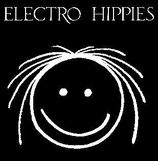 ELECTRO HIPPIES back patch