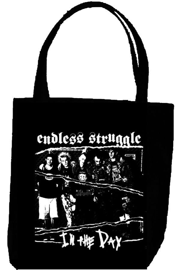 ENDLESS STRUGGLE tote