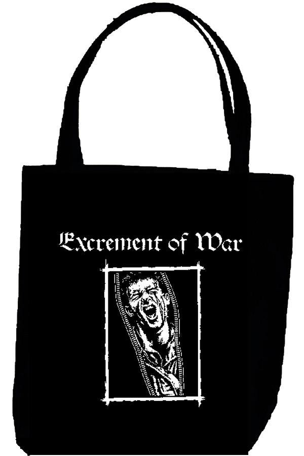 EXCREMENT OF WAR tote