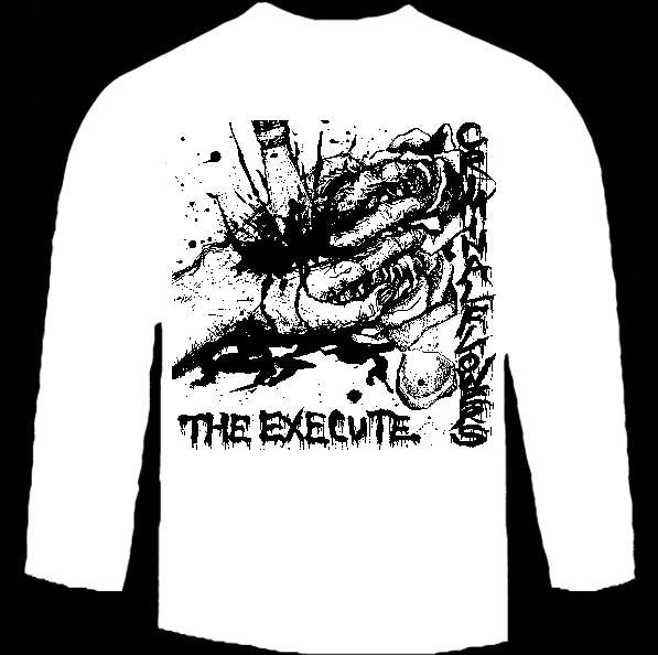 EXECUTE FLOWERS long sleeve