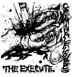 EXECUTE FLOWERS back patch