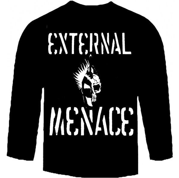 EXTERNAL MENACE long sleeve