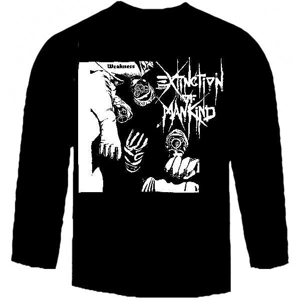 EXTINCTION OF MANKIND long sleeve