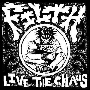FILTH CHAOS sticker
