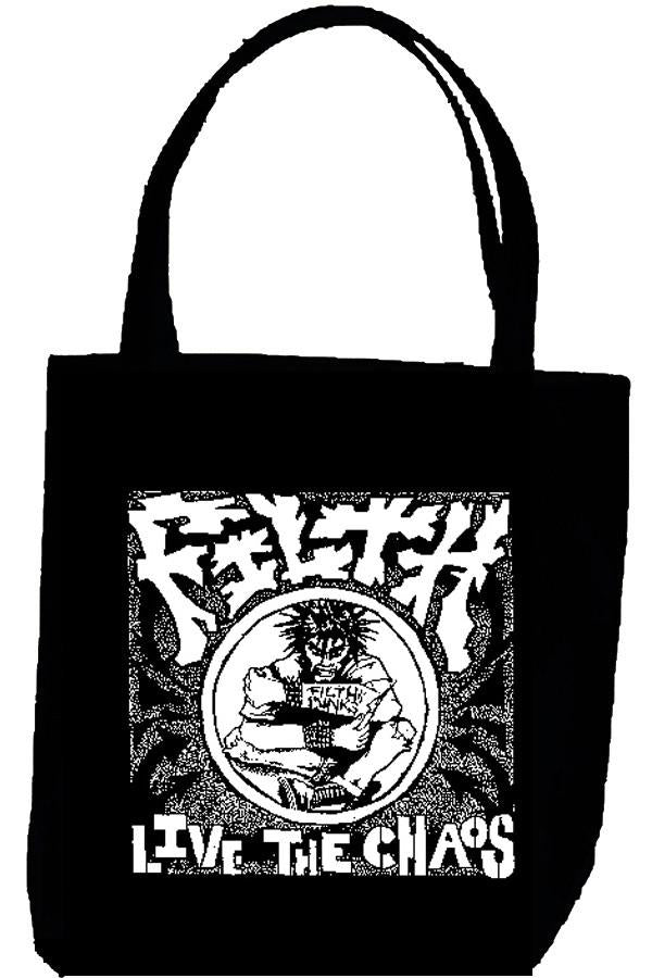 FILTH CHAOS tote