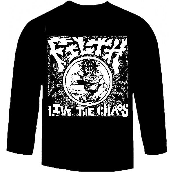 FILTH CHAOS long sleeve